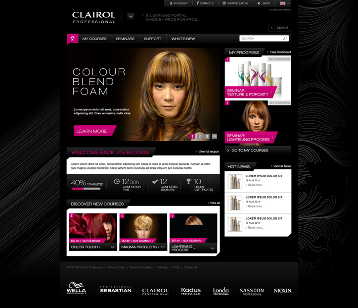 PG Phase1 Clairol Home